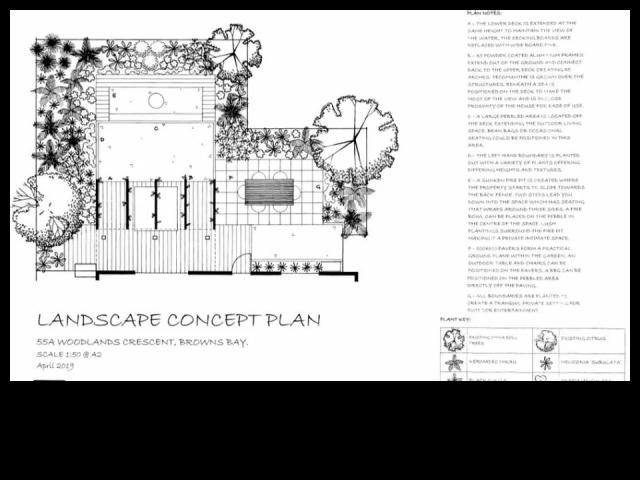 Landscape Plans 4